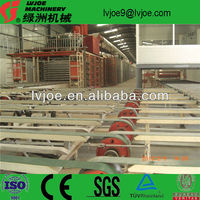Gypsum Plasterboard Production Line With Senior Production Manufacturer