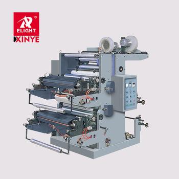 Ruian Xinye Two-colour Flexible Printing Machinery offset printer