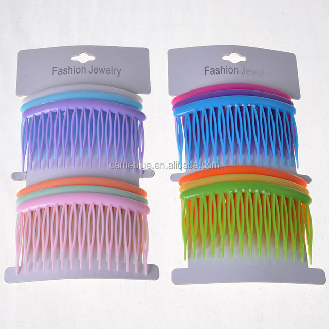 Hairdressing Cape Type New Products Plastic Market Hair Combs Forks And Brushes Magic Flat Iron Hair Straightener With Teeth