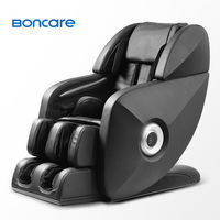 Best manufacturer full body relaxing shiatsu massage appliance, back and leg massager chair with infrared heat
