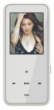 "Promotional Mini MP3 MP4 1.8"" MP4 player music downloads"