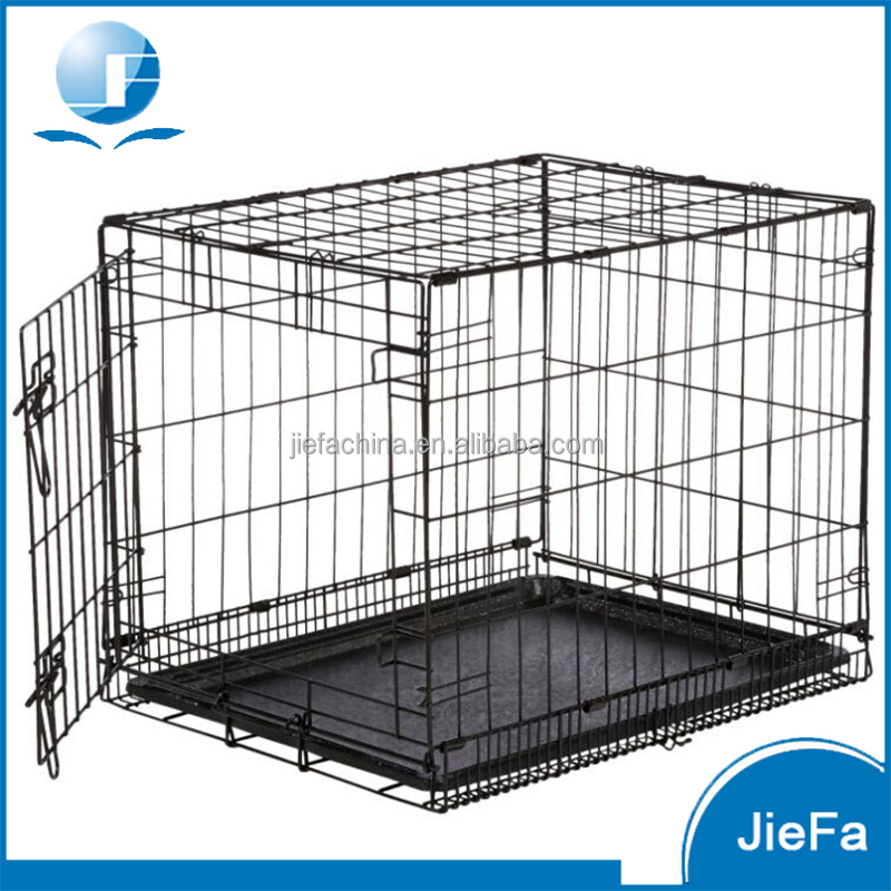 Folding training kennel / dog crate puppy training crate xxl dog crate