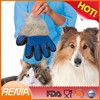 RENJIA RENJIA silicone pet bath grooming glove dog washing gloves