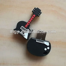 3D customized usb /guitar shaped usb flash drive/usb memory in guitar shape