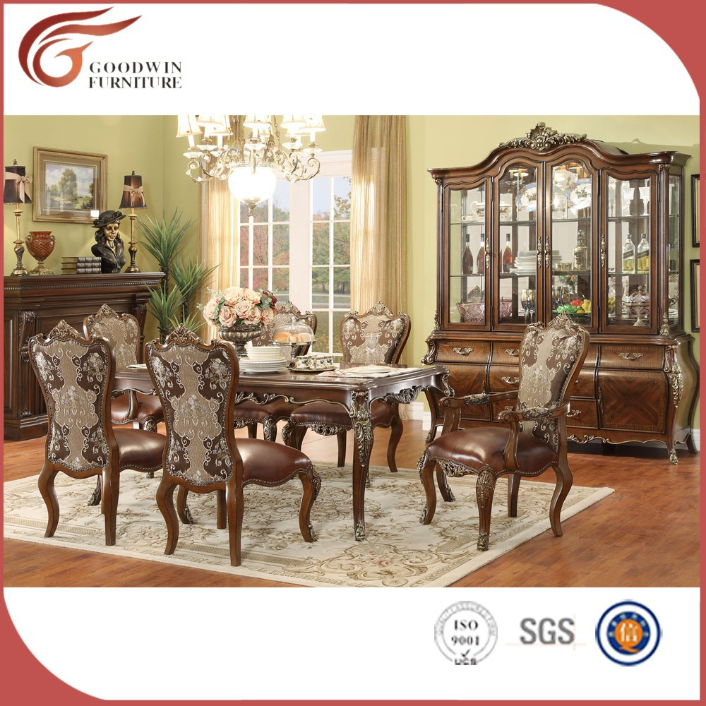 Italian Style Living Room Furniture Wholesale China Manufacturer Italian Style Luxury Dining Room
