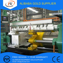 Horizontal full extrude aluminum profile production machine for sale