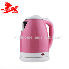 Anti Scalding 1.8L Stainless Steel Electric Kettle, Double Tea Kettle