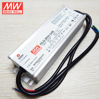 Original MEANWELL 40W to 600W HLG series 80W 54v dc led power supply with UL CE 7years warranty HLG-80H-54B