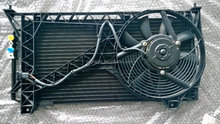 Rover 200 25 Condenser/fan & frame assembly JRB106210