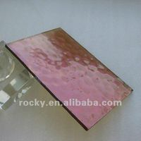 3mm-8mm glass painting patterns/pattern glass door