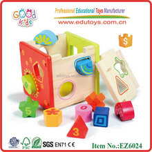 Shape Box Preschool Toys