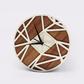 Manufactory Chinese supplier hot sale wood material alarm clock