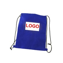 Non woven Advertising Tote Drawstring Bags