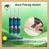 Senior fast curing wood floor structural sealing silicone sealants