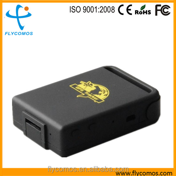mini GPS GPRS GSM tracker receiver for personal /pets tracking system tk102 shenzhen manufacturer