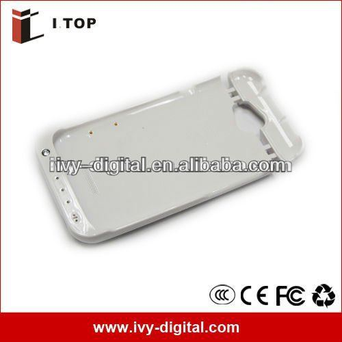 3200mAh external power bank external battery case backup battery charger case for htc one x