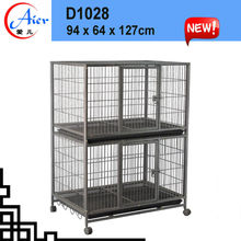 pet product importers folding metal mesh dog cage