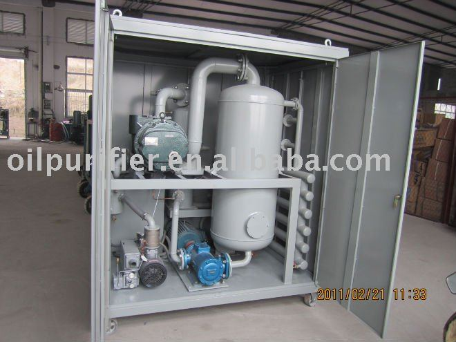 Vacuum Transformer Oil Reclamation/ Oil Recycling/ Oil Purification Model