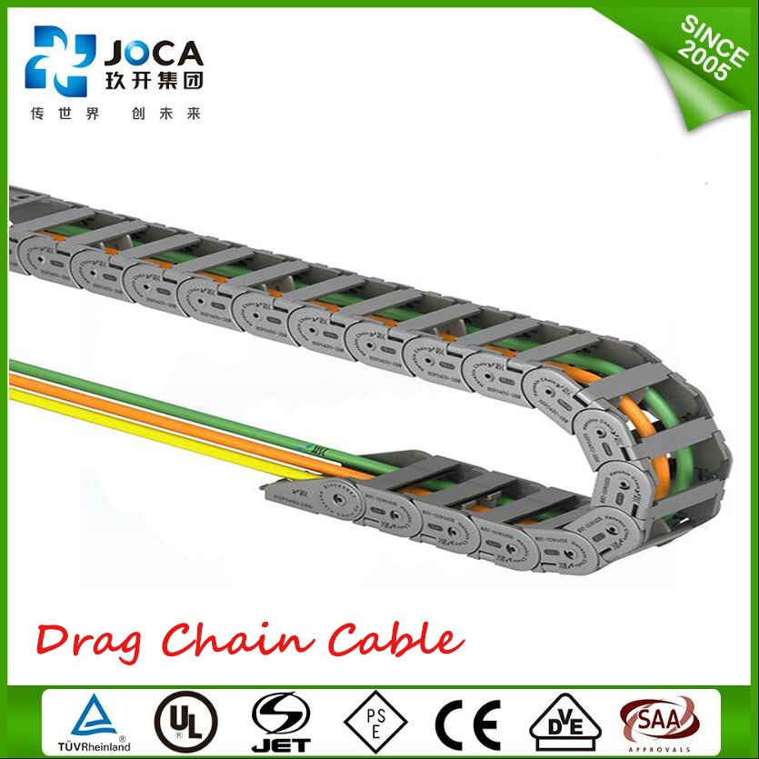 K2500 Crawler crane track chain/Chain link machine/Wire wrapped beaded chain