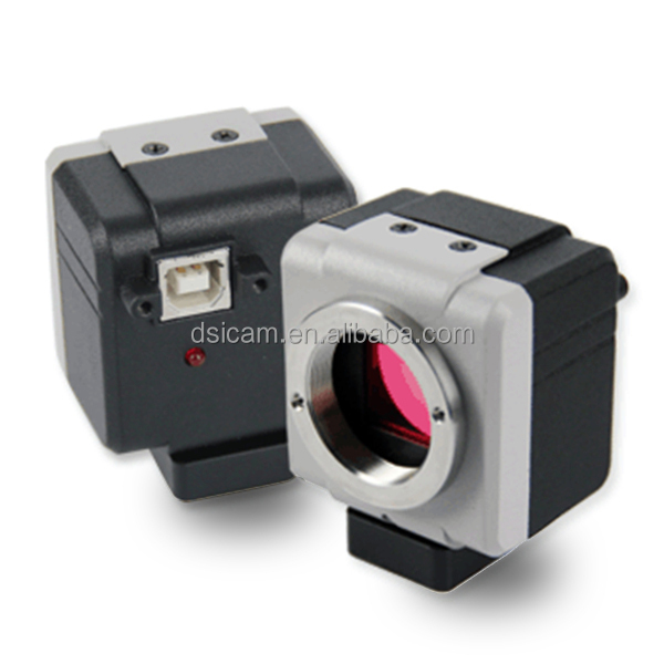 "1/2.5"" C Mount Microscope 5MP USB Medical Infrared Camera"
