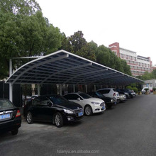 Lanyu top quality polycarbonate canopy car porch