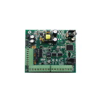 4 Layer PCB Board Assembly for Security System with 4mil Line/Space