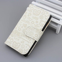 Hot Selling Flip case for LG Optimus L5 II E450 E460