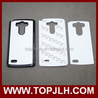Make your own design sublimation cell phone mobile phone tpu case for LG G3