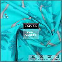 100 % custom printed cotton fabric for men's shirt