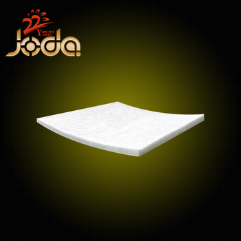 Pure white 3mm 6mm 10mm blanket silica aerogel insulation