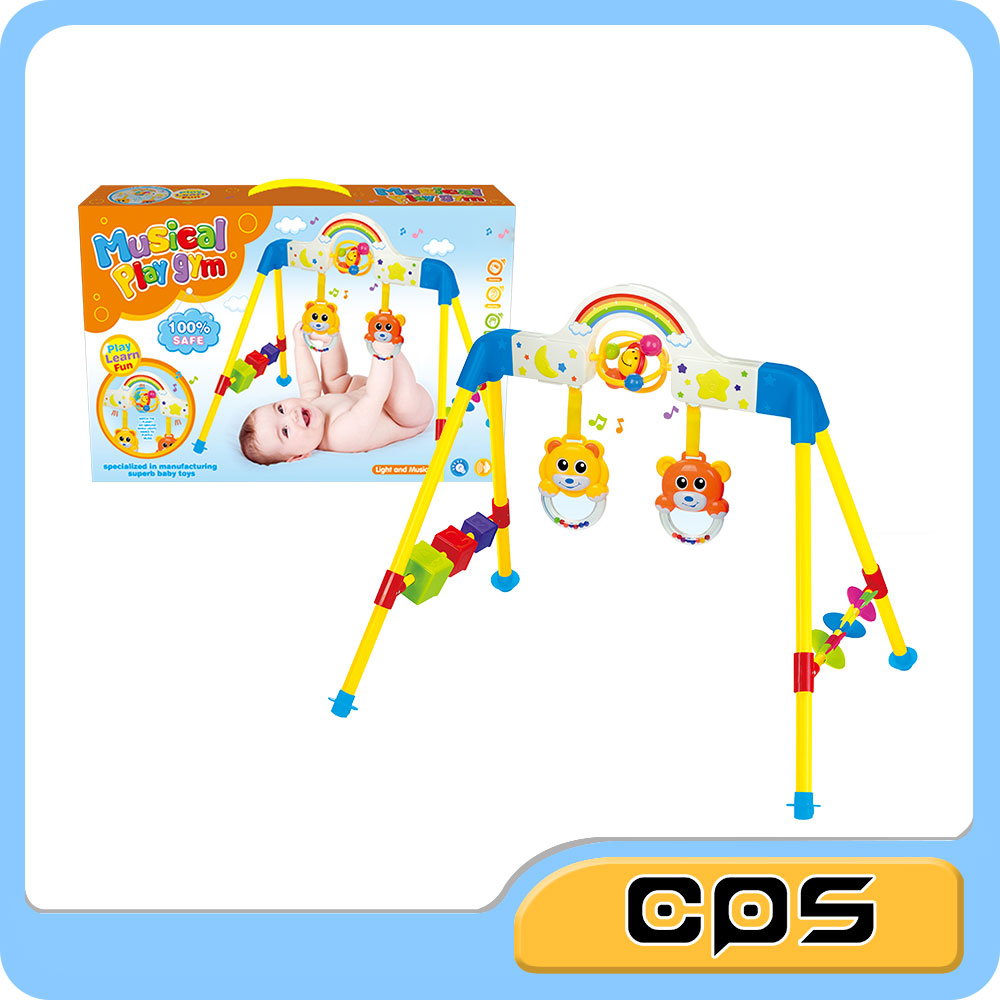 musical baby play gym toy for baby