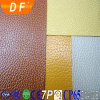 China hot sale high quality artificial pvc leather for furniture