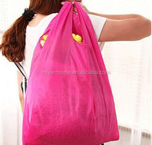 Alibaba express folding shopping bag / reusable shopping bags / Non-woven shopping bag