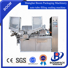 hot sale multifunction automatic soft tube filling sealing machine for daily chemical,commodity