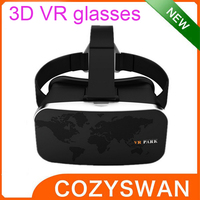 2016 HOT Selling Google Cardboard Sex Video 2nd Generation 3D VR Box for 3D Movie and Games
