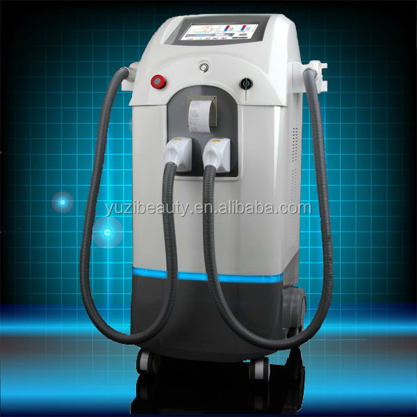 new type OPT System Hair Removal IPL Beauty Equipment alma shr laser from china