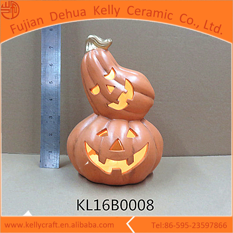 Outdoor pumpkin decorative halloween lights wholesale