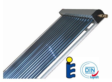 Quality-Assured Superior u pipe solar collector