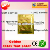 CE certificate disposible detox slim foot patch