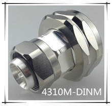 l9 right angle coaxial rf connector for wholesales
