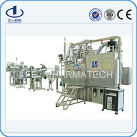 BFS series plastic bottle blowing filling sealing machine