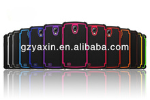 For samsung galaxy s4 active power case,3-in-1 combo case for samsung galaxy s4 active i9295