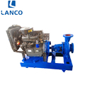 ISO 2858-DIN 24256 standard Single Stage Pump