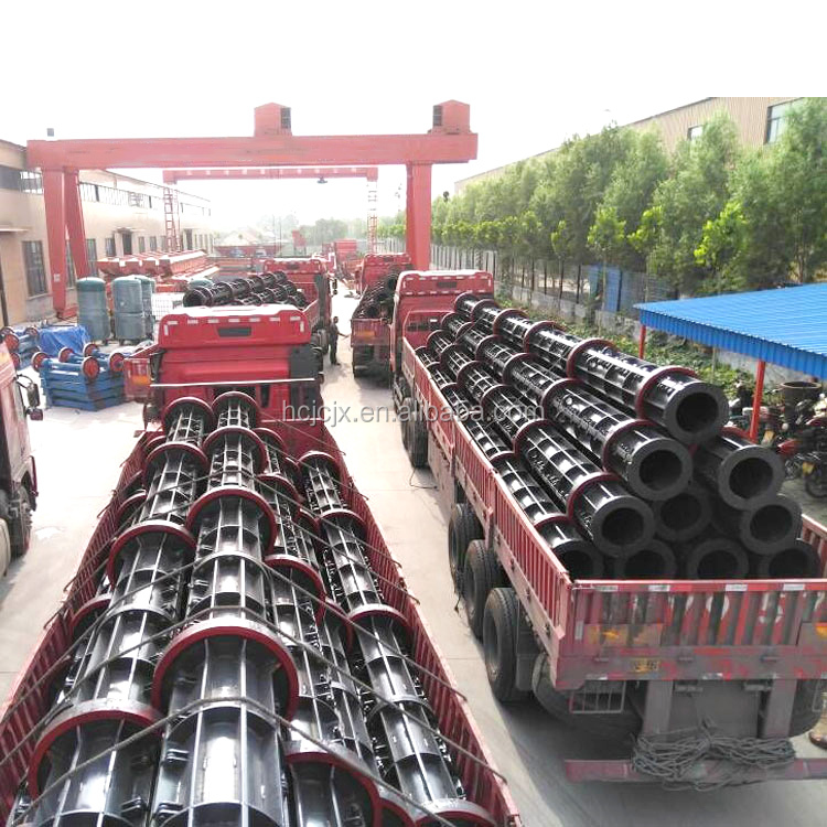 LY-Pole street light cement pole making machine