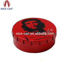 Nice-can customized candy mint small round gift tin box container
