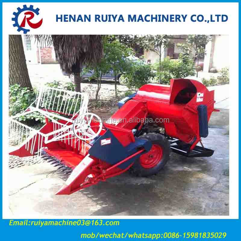 Small rice harvester/rice harvest machine/small wheat paddy harvester hot in India price 0086-15981835029