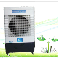 china wholesale 5500 airflower evaporative air cooler with ABS fan blade