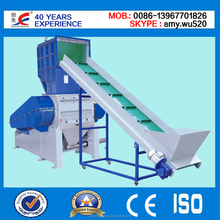 High Speed Recyced Plastic Crusher Machine to Shreddder Manufacturer
