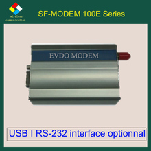 SF-M100E 3G EVDO MODEM for USB/RS232 interface support 800/1900MHZ