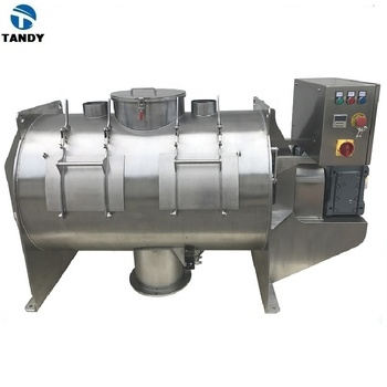 Plough shear style powder mixer / food mixing machine